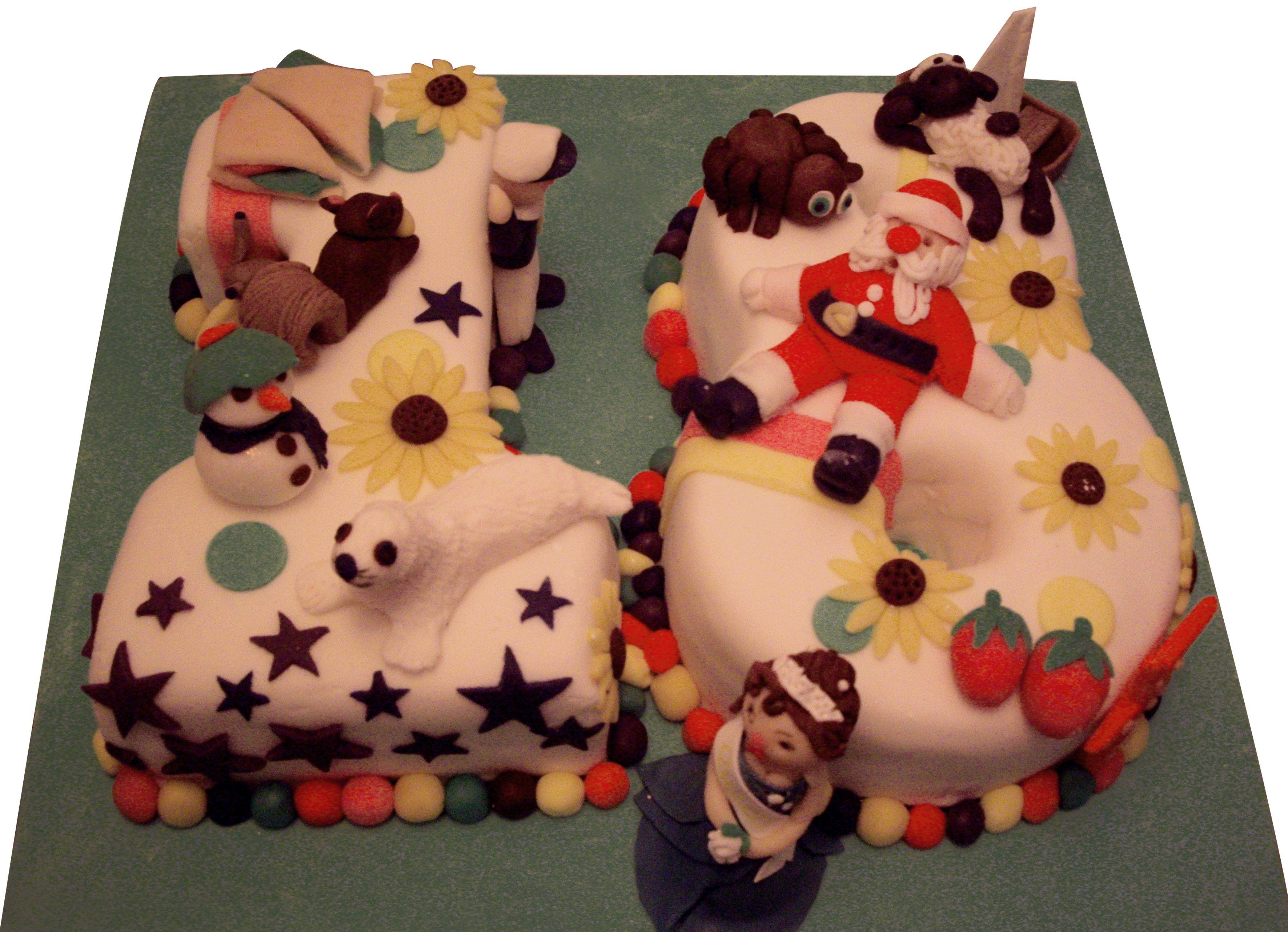 18th Birthday cake, Hannahs cakes 18th birthday cake
