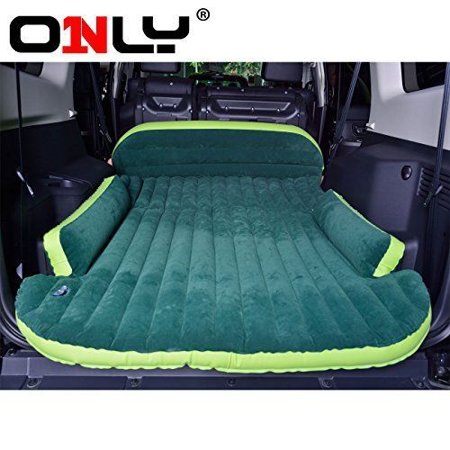 Dedicated Car Mobile Cushion Air Bed Bedroom Inflation Travel Thicker Mattress Back Seat Extended Mattress  sc 1 st  Pinterest : inflatable bed tent - memphite.com