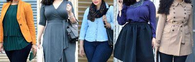 Consultoria de imagem | Plus Size Girls | O que favorece