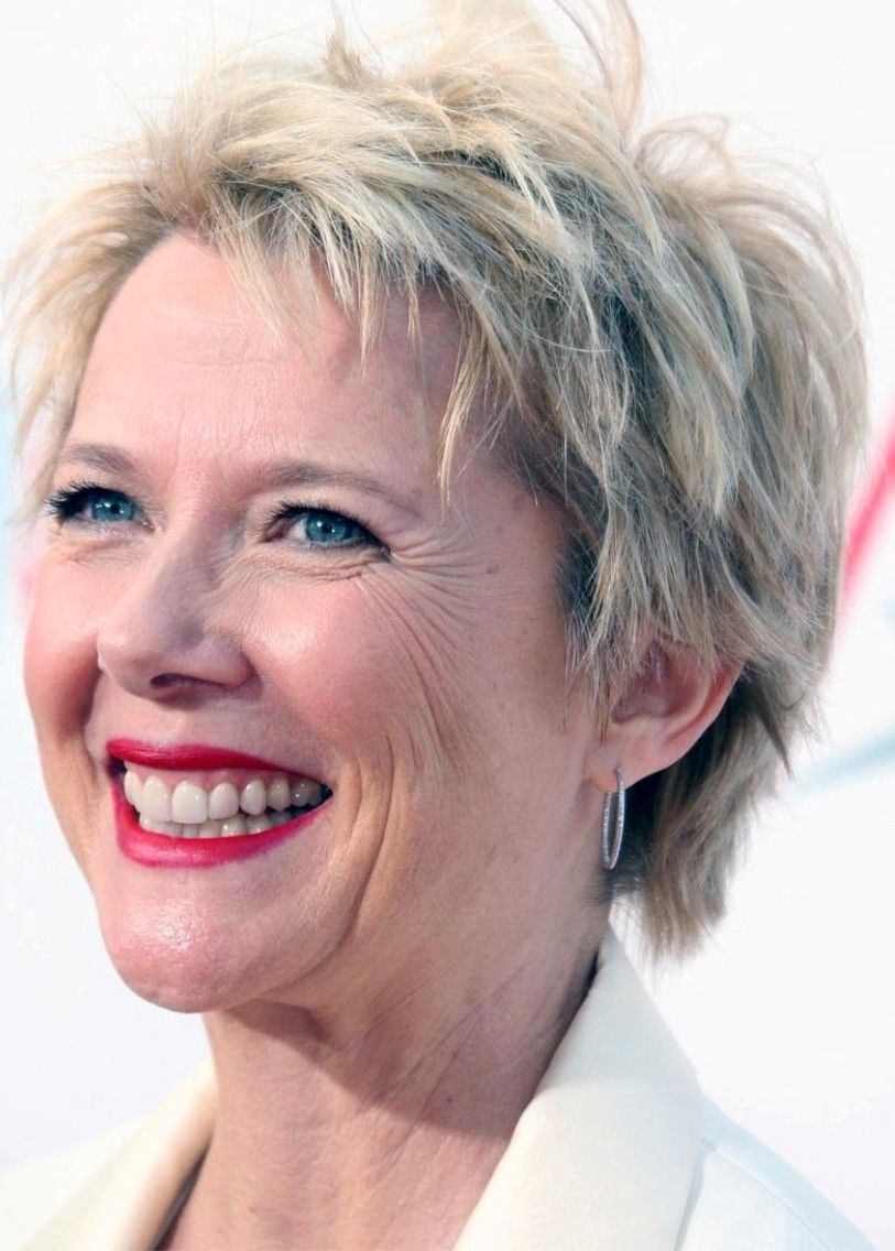 Sleek Short Hairstyles For Women Over 60 Be Younger With
