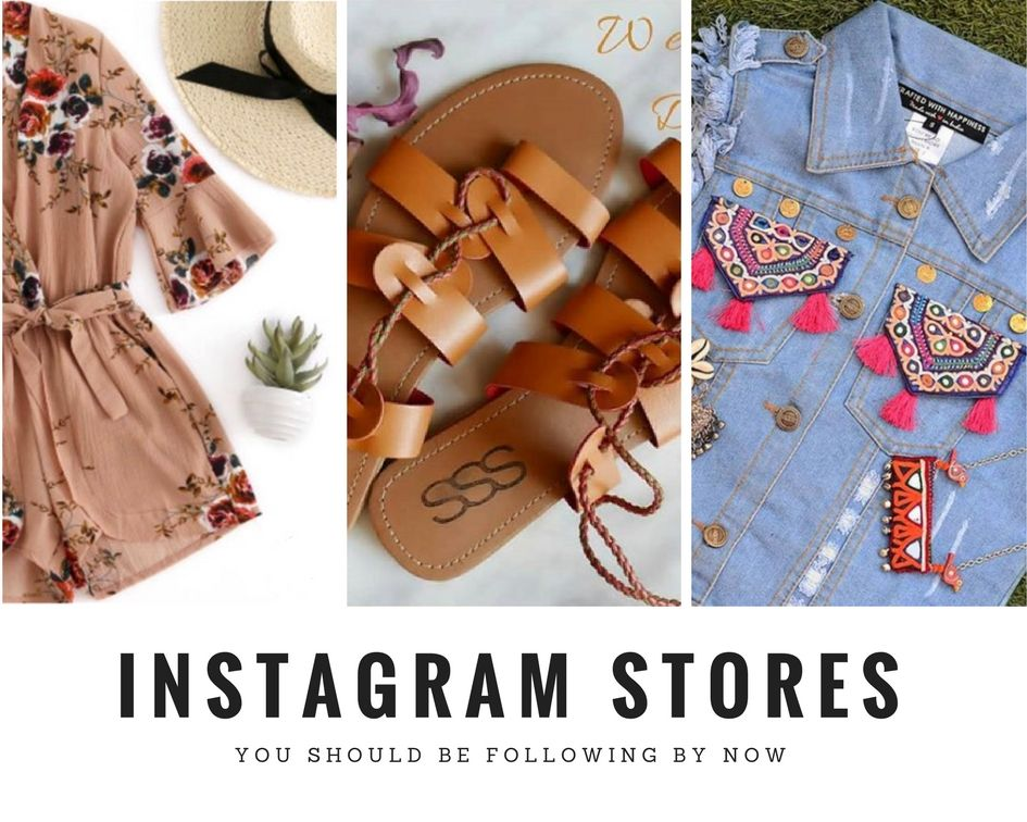 10+ Instagram stores you should be following now, IG shops
