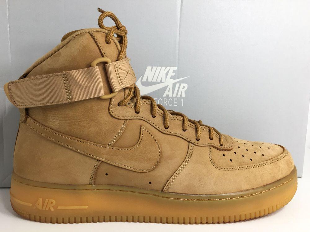 High 200 Lv8 Wheat Force 1 07 Flax Air 11 Rare806403 Nike Size RLq345Aj