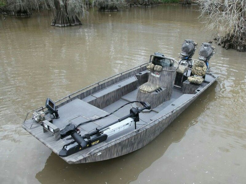 Gator tail pontoon and shallow water boats pinterest for Best river fishing boat
