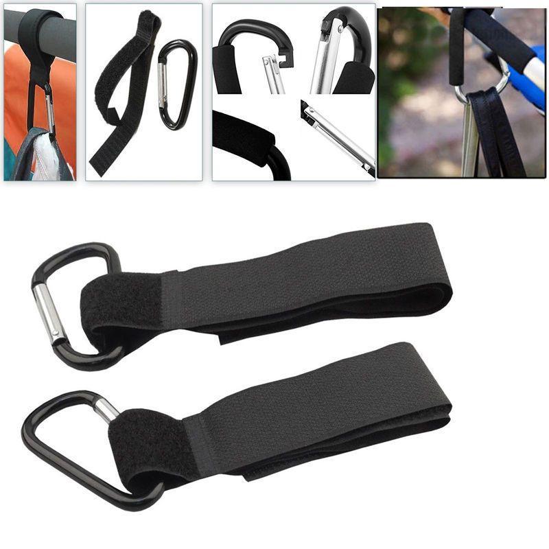 BUGGY MUMMY CLIP FITS PRAM//PUSHCHAIR//STROLLER CLIP HOOK BAG NEW 3 COLOURS