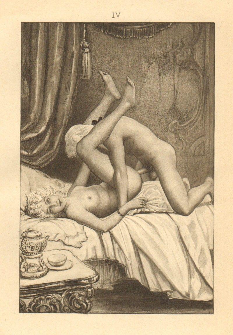 Avril erotic art
