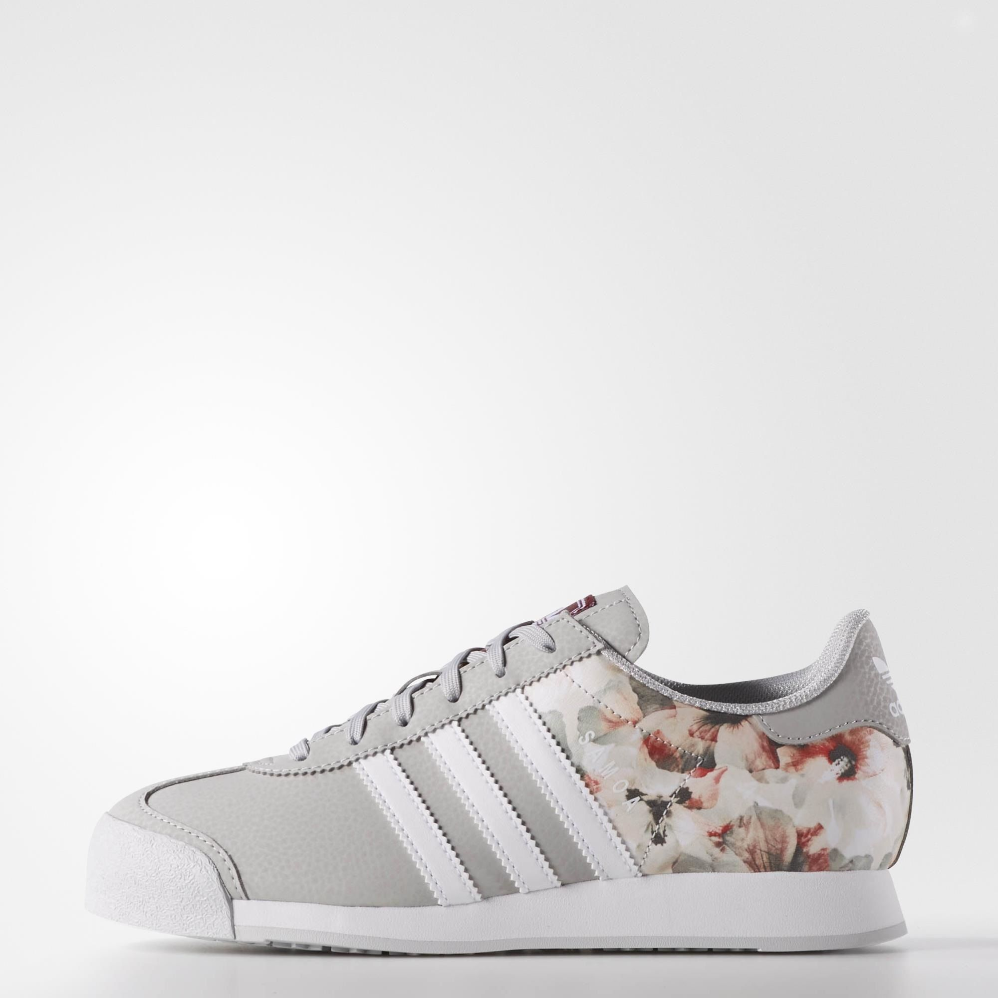 adidas samoa shoes women flowers
