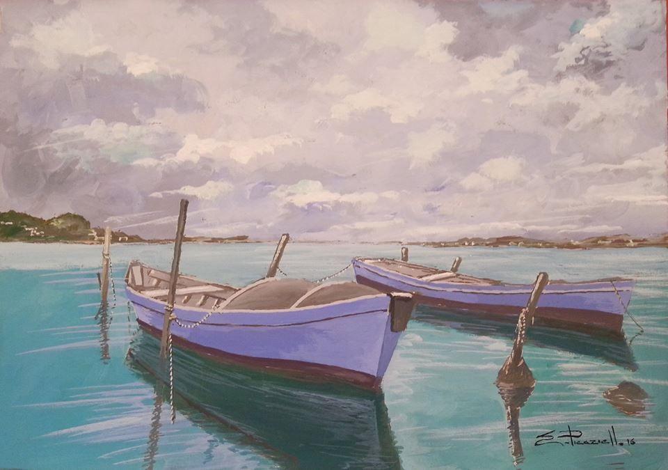 The beautiful Sardegna by Elio Picariello