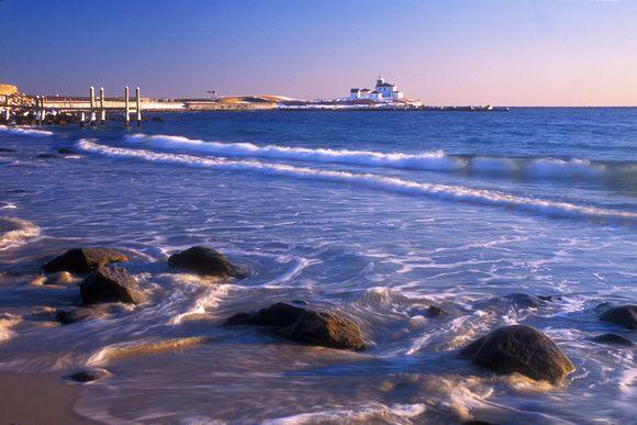John Burk Connecticut And Rhode Island Watch Hill Beach