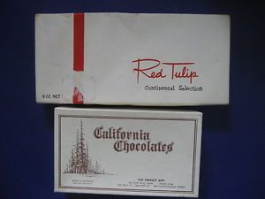 Red Tulip Chocolates Eventually Sold Out To Cadbury California