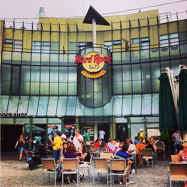 Hard Rock Cafe Amsterdam In Amsterdam Noord Holland Hard Rock Cafe Hard Rock Cafe Hotel Hard Rock