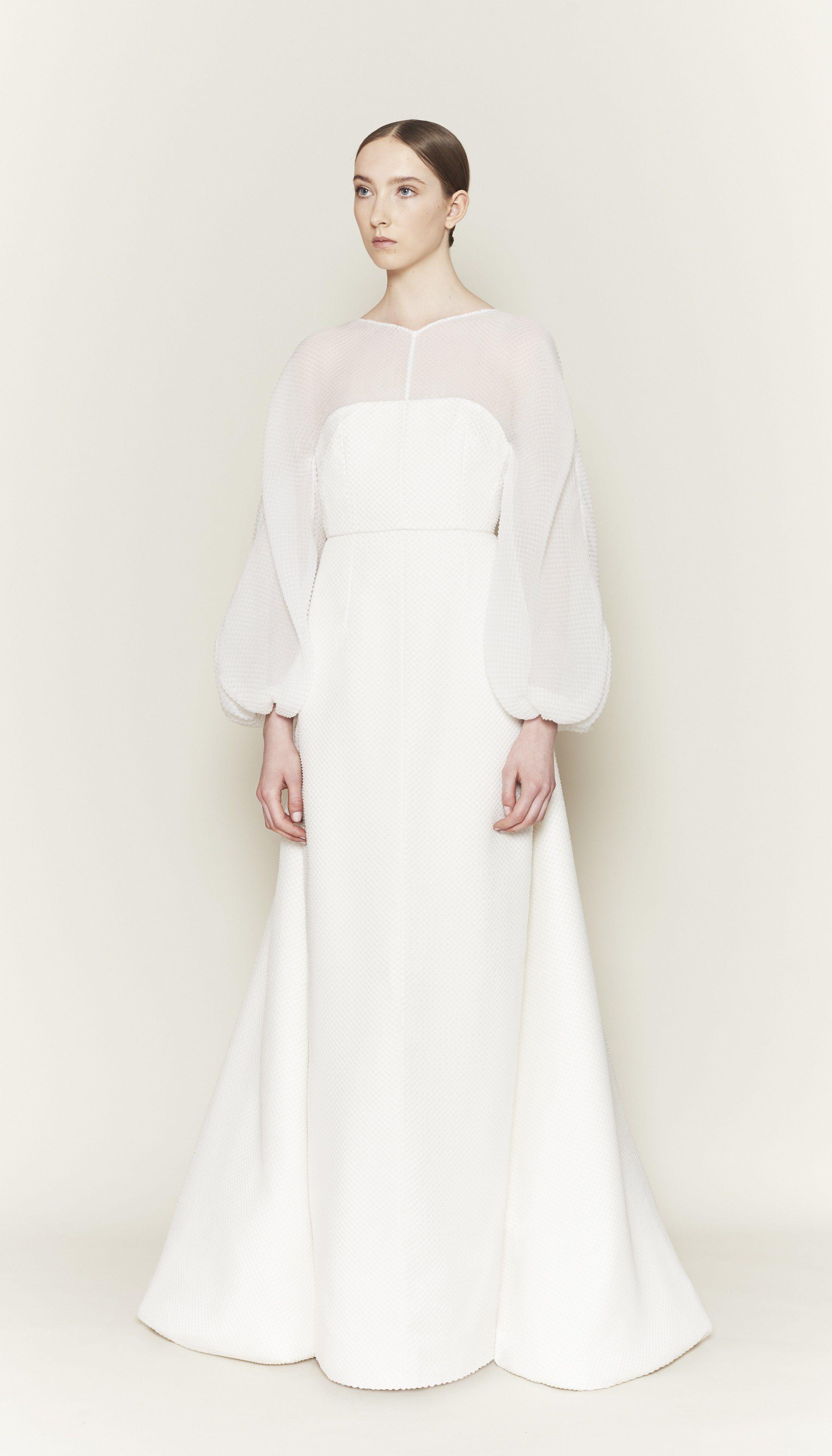 55 Long Sleeve Wedding Dresses for a Fall Wedding Brides