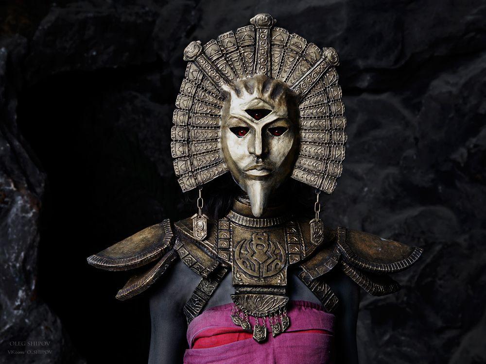 Morrowind - Dagoth Ur by Valara Atran | Elder scrolls ...