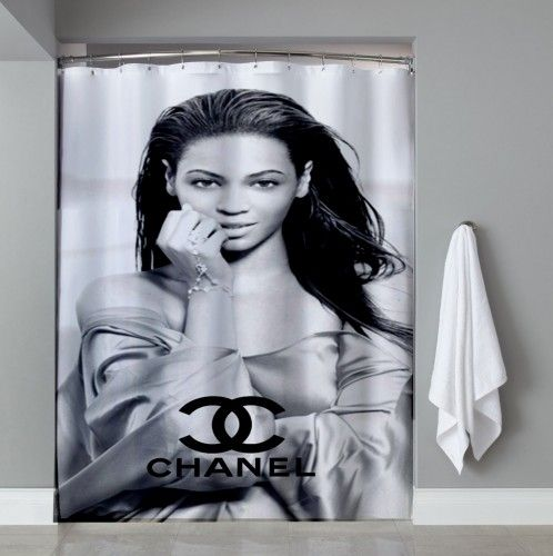 Cheap Beyonce Shower Curtain