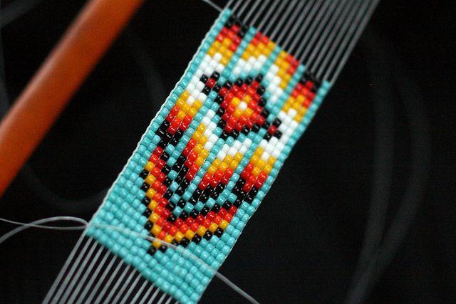 Native American Beadwork - Lessons - Tes Teach