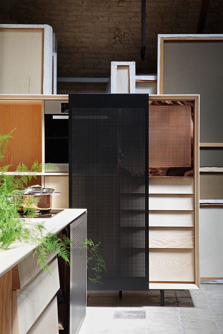 Float, A Modular Kitchen
