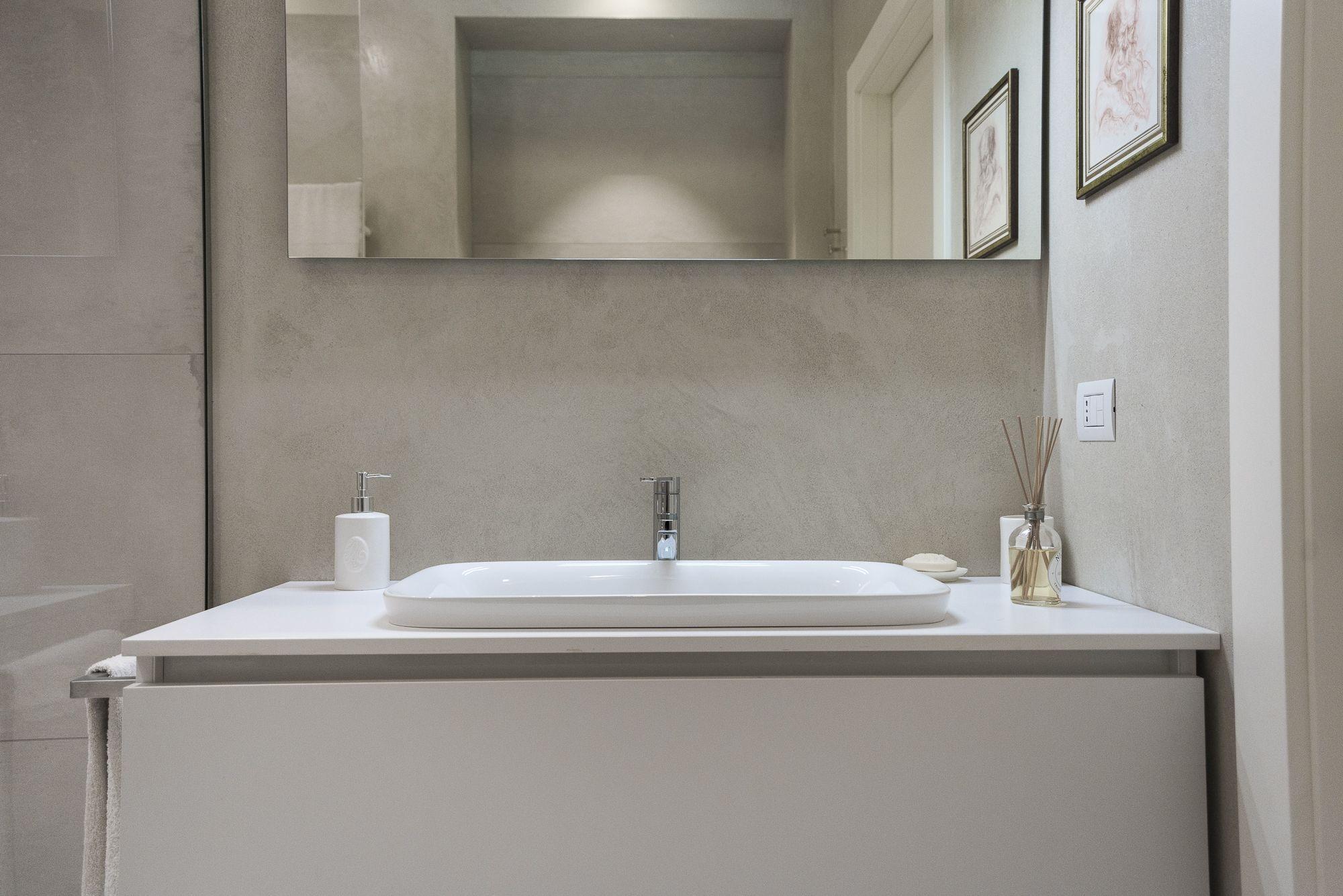 Mobiletto bagno #Altamarea | L\'idea realizzata | Appartamento centro ...
