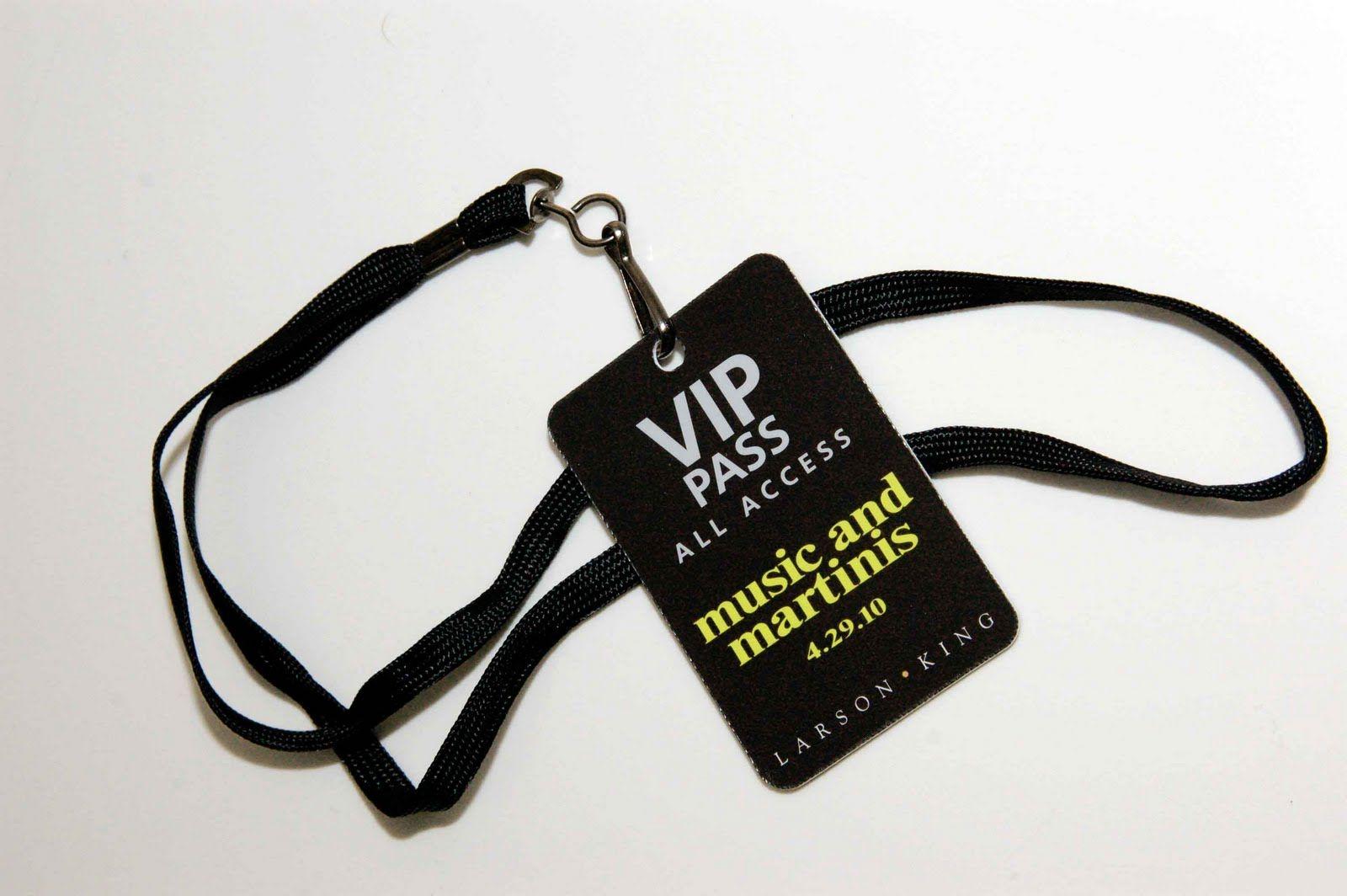 Vip Pass Template Vip Pass Template Vip Pass