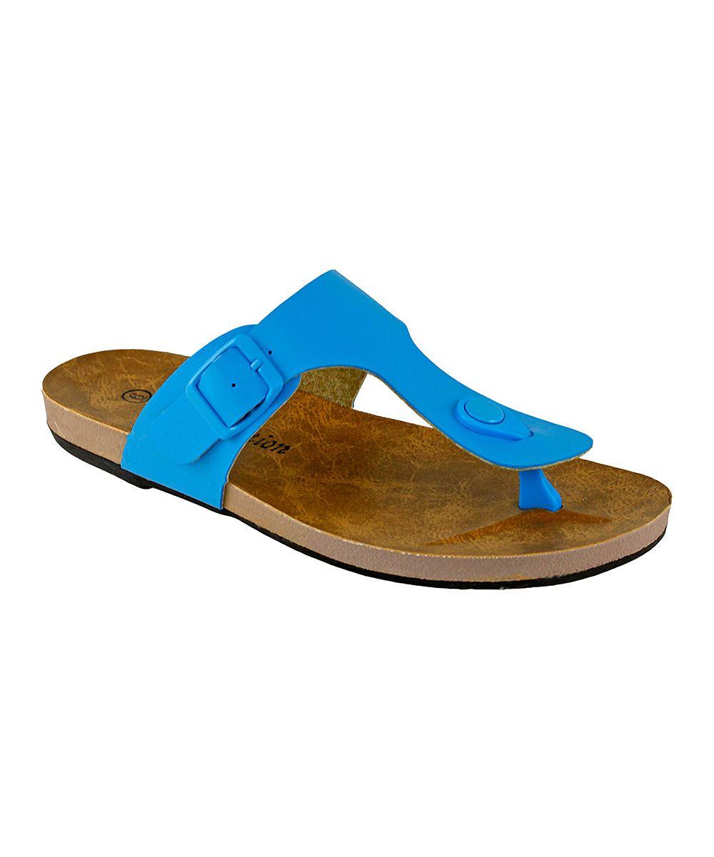 Turquoise Rubie TStrap Sandal T strap shoes, T strap