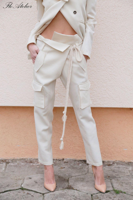 10d2597ec0 Tapered Pants/Loose Linen Pants/Casual Drop Crotch Pants/Wide Leg ...