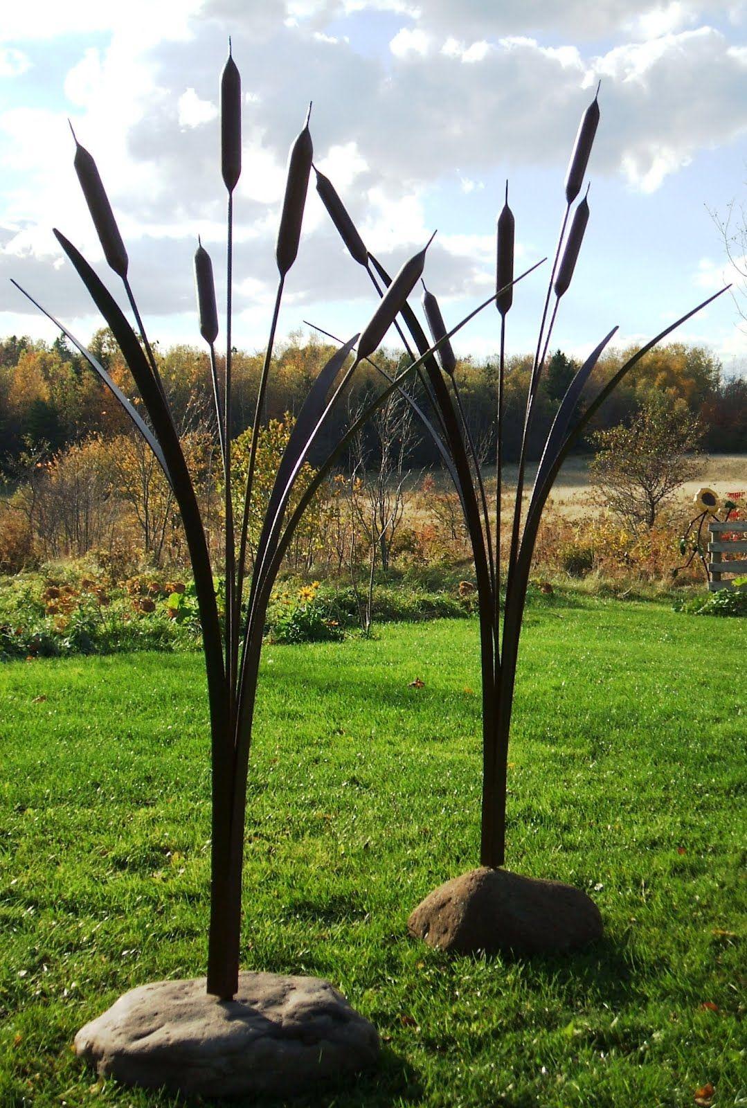 Metal Petals now offers Wholesale  Metal garden art, Metal yard