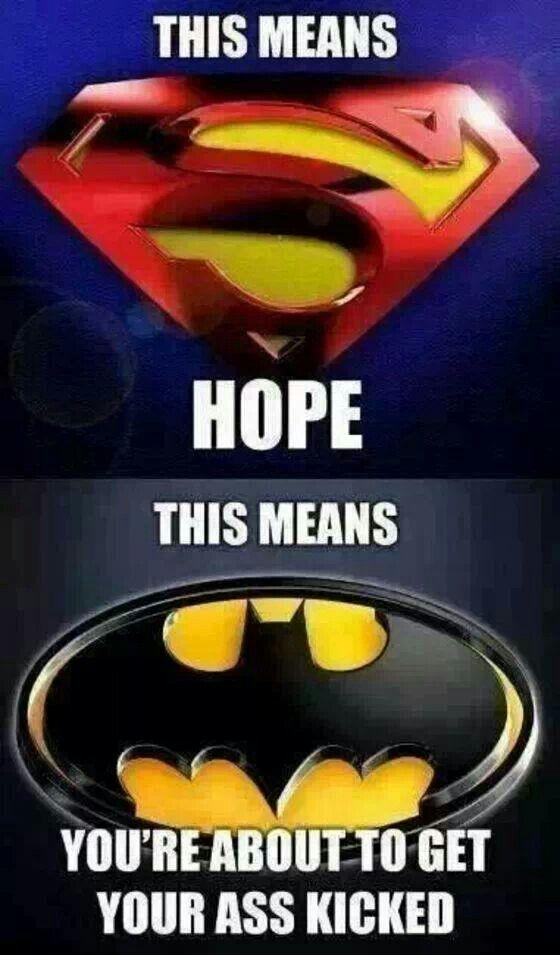 Ah The True Meaning Of The Bat Symbol Nananananabatfan