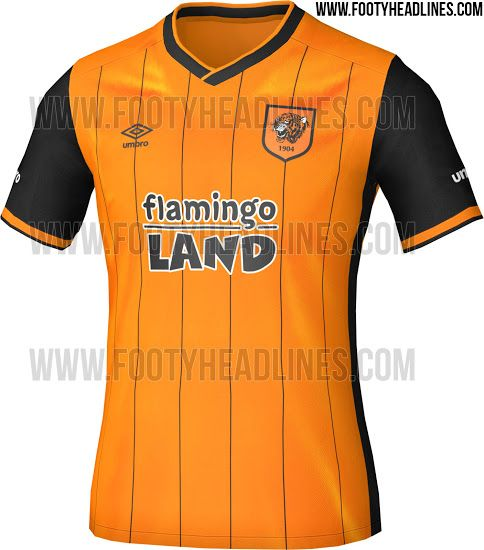 Hull City 15 16 Kits Released