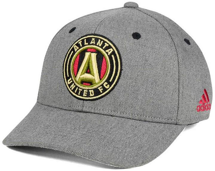 official photos f3c45 83527 adidas Atlanta United Fc Takeover Structured Adjustable Cap