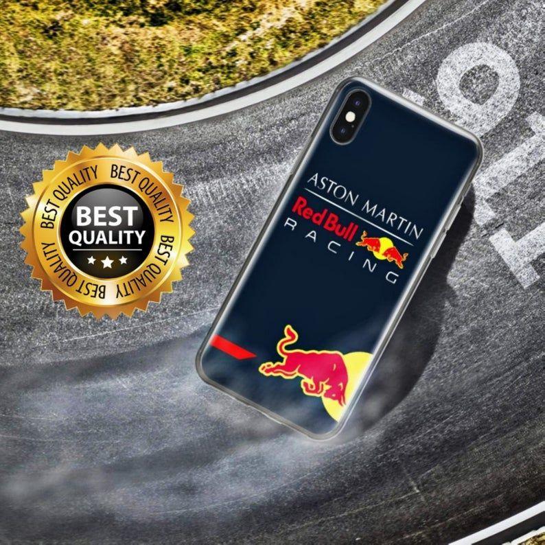 F1 Aston Martin Red Bull Racing Honda Formula 1 2019 Phone Etsy Red Bull Aston Martin Iphone Phone Cases