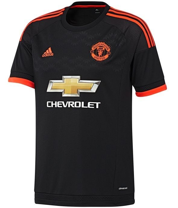 new style ecc4e a7b85 manchester united jersey 2016 black
