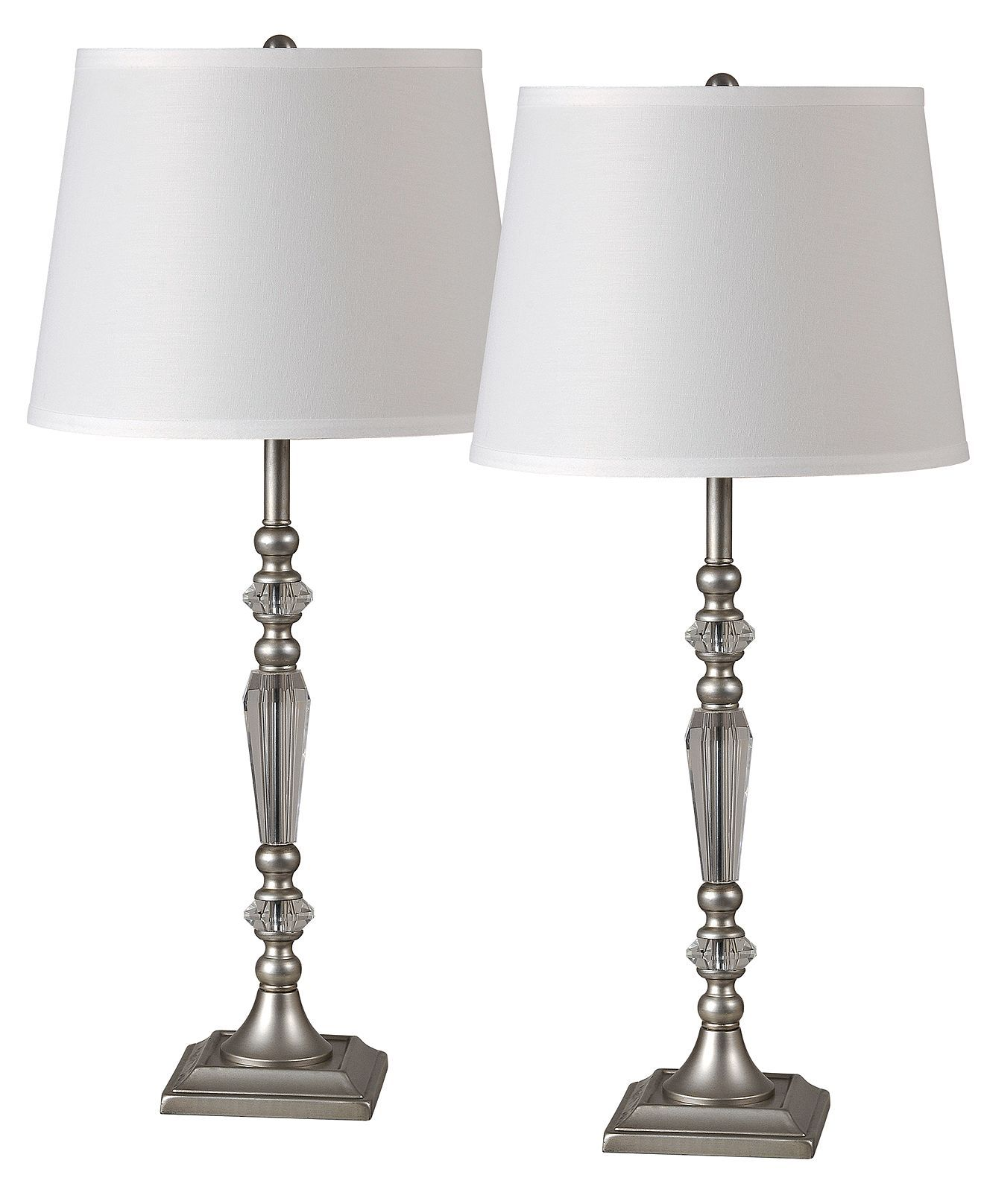 Macys Table Lamps Magnificent Renwil Table Lamp Set Edna  Shop All Lighting  For The Home Design Decoration