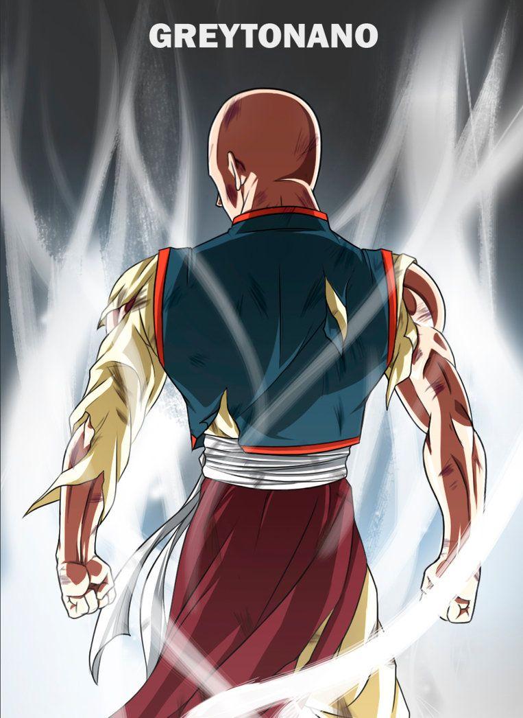 Tien Shin Han Limit Breaker By Greytonano Anime Dragon Ball Dragon Ball Super Wallpapers Dragon Ball Art