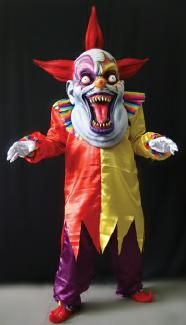 Pictures of midget clowns