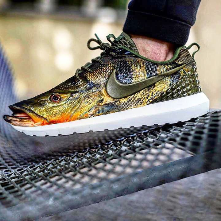 Nike Fish Shoes