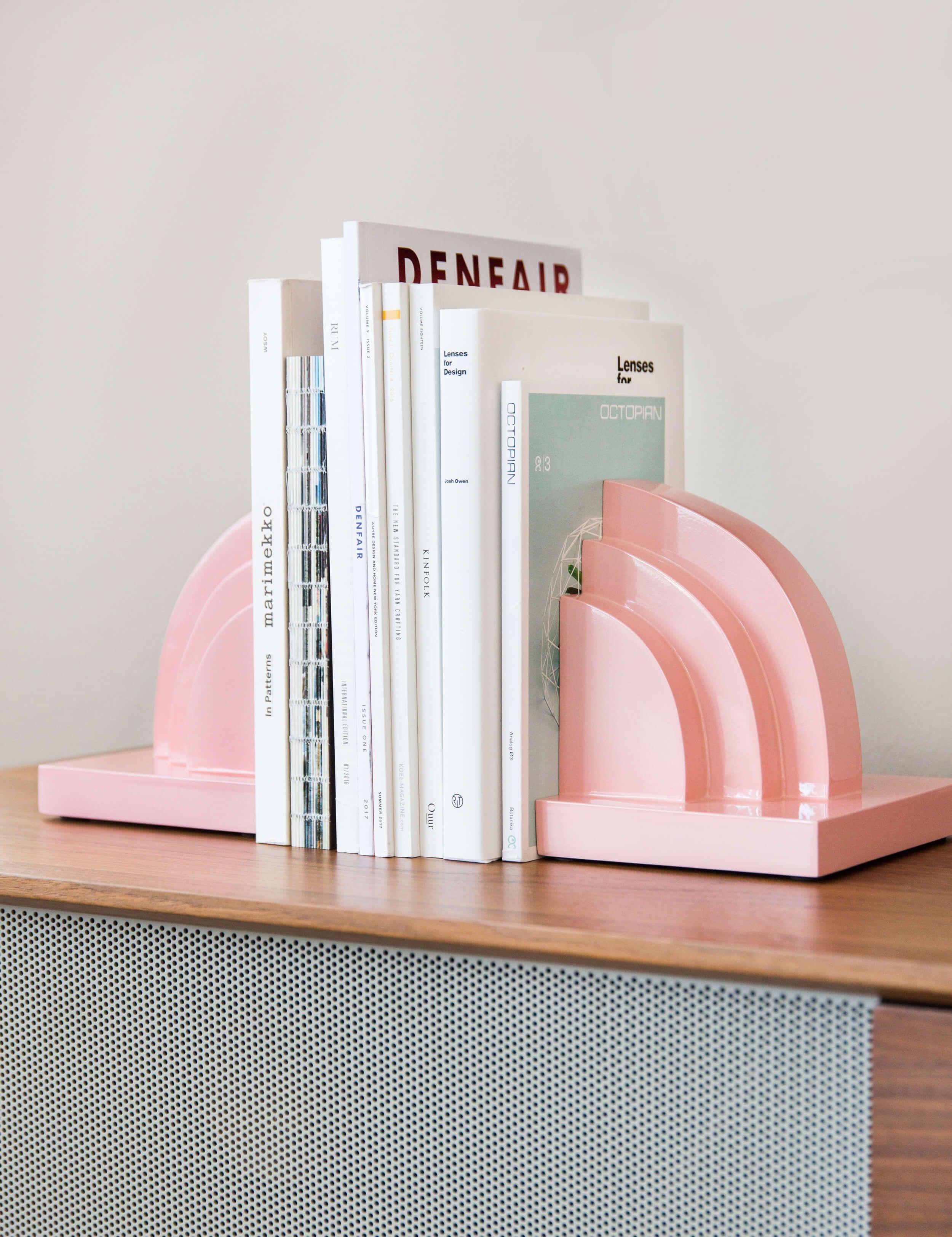Emily Henderson Design Milk Modern Pink Black
