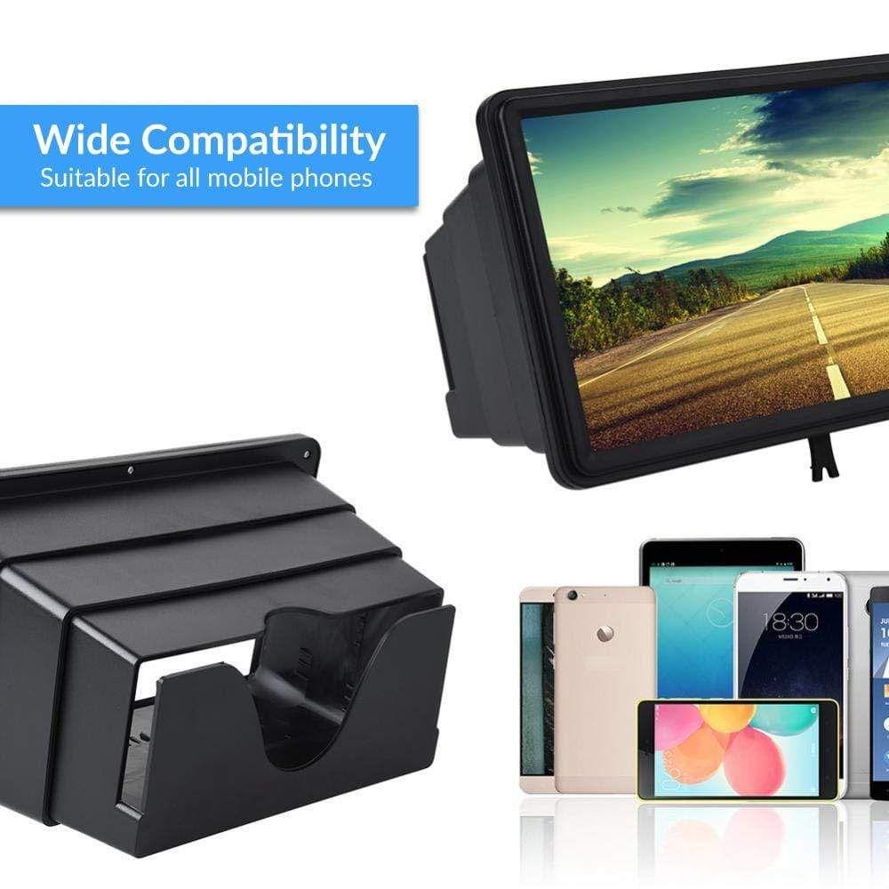 3D Portable Universal Screen Amplifier - Dreamy Wish | Phone ...