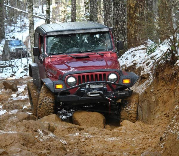What Is Crawl Ratio Defined Offroad Jeep Fender Flares Jeep