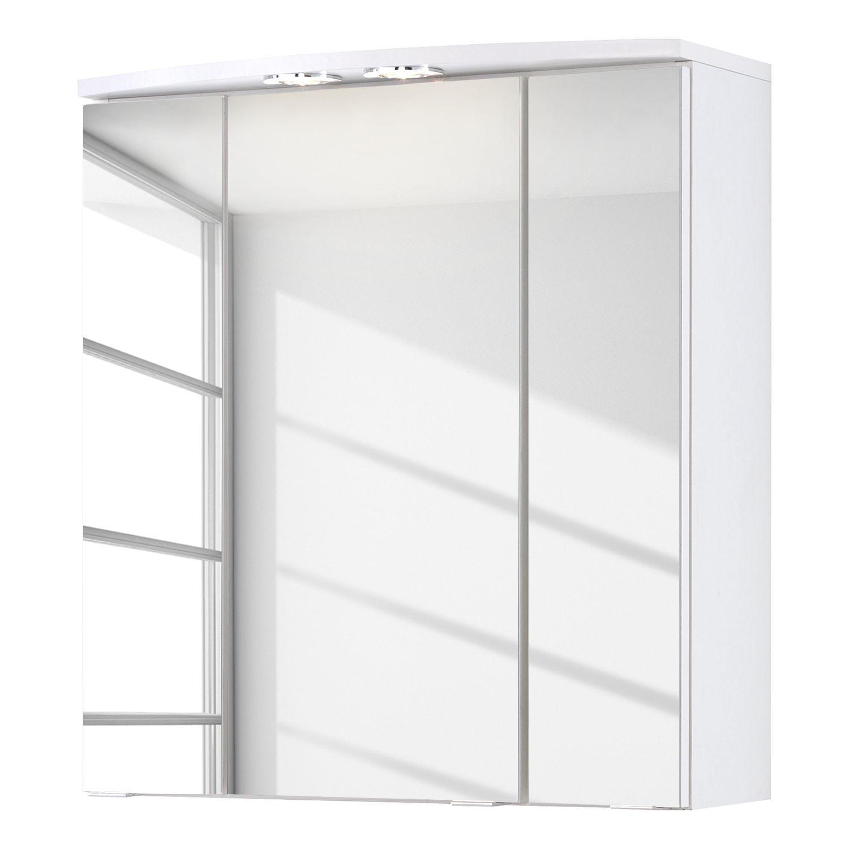 Armoire De Salle De Bain Kopenhagen Spiegelschrank Moderner Schrank Badezimmerspiegel