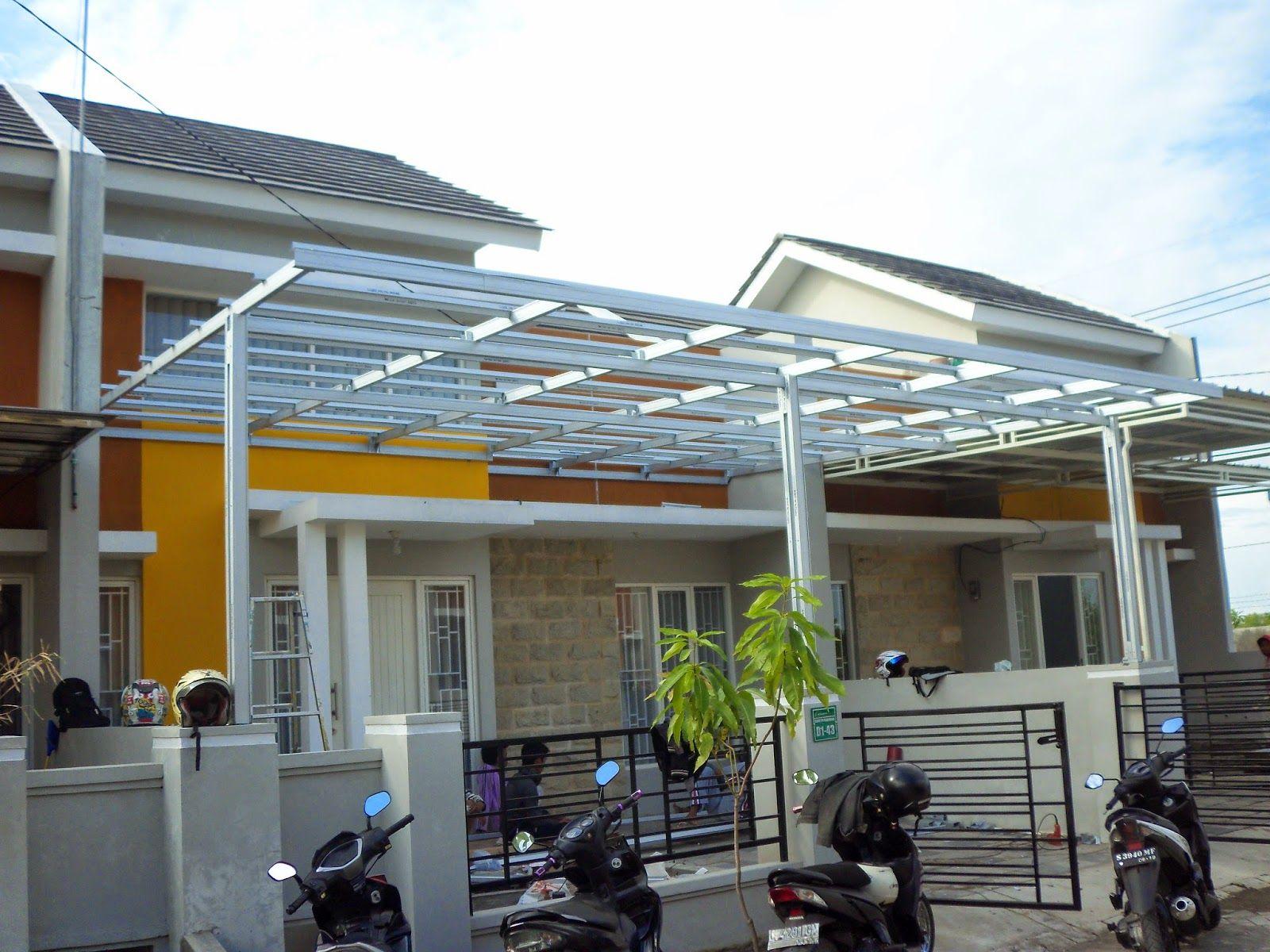 Canopy Baja Ringan Minimalis Album Kanopi Surabaya Dari