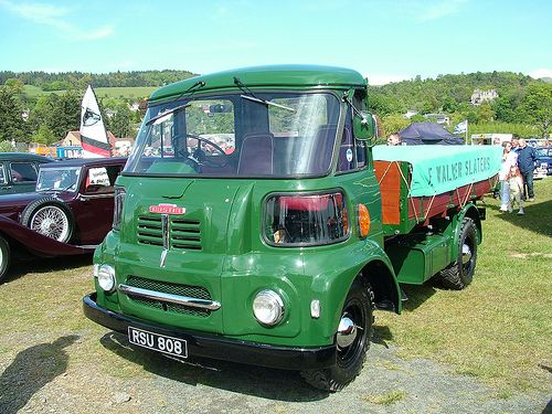 Austin Lorry This Is An Fg 350 Great Little Lorries Although
