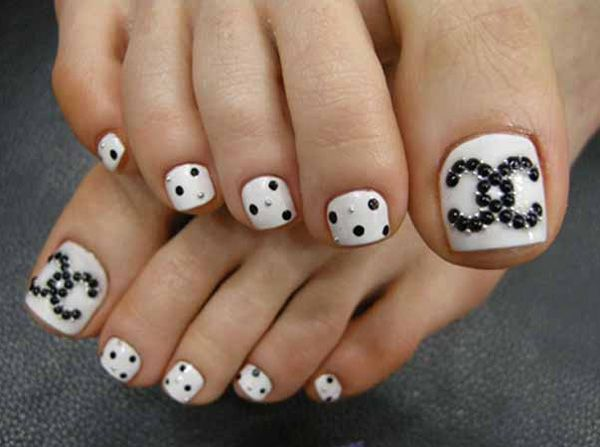 30+ Toe Nail Designs - 30+ Toe Nail Designs Toe Nail Designs And Toe Nail Art