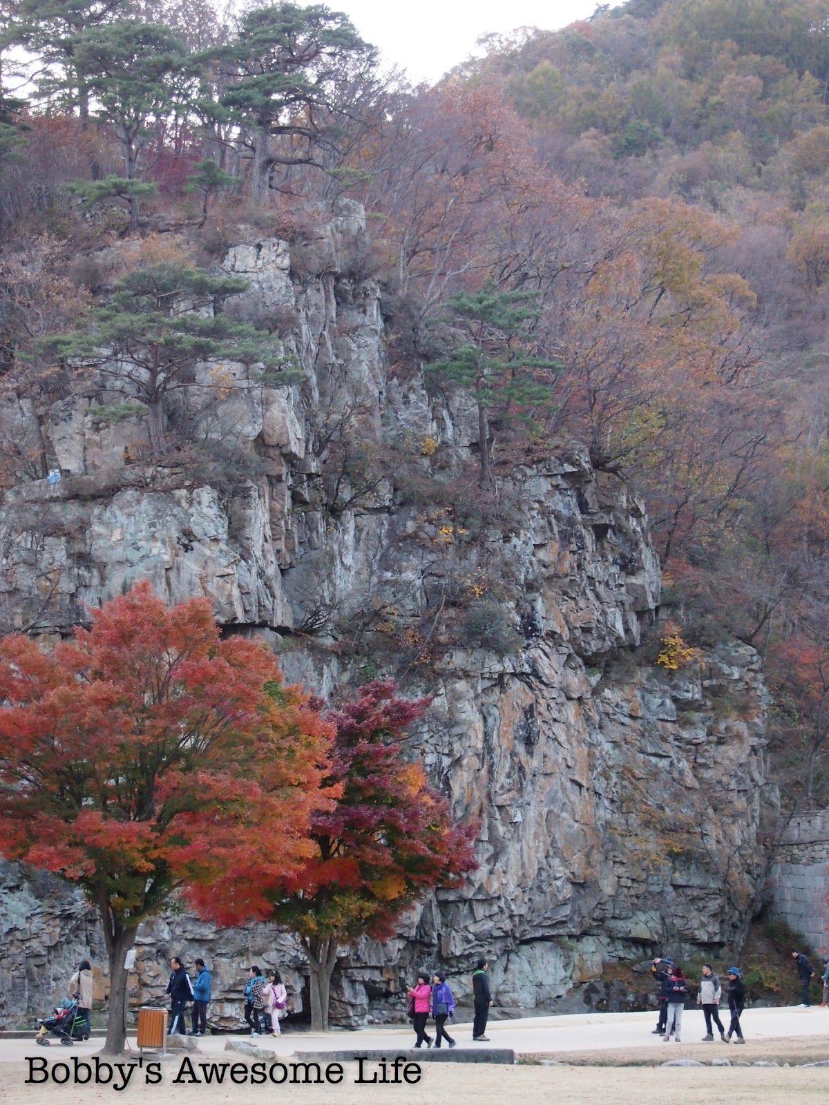 Bobby's Awesome Life: Mungyeong Saejae Provincial Park