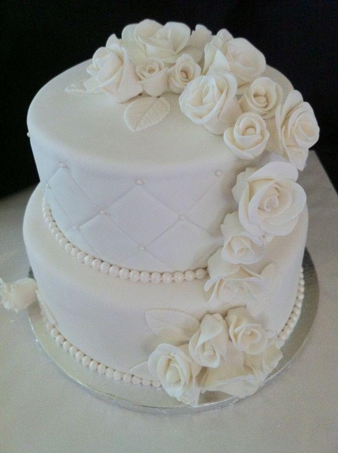 Pin By Logan Hoge On Wedding Fondant Wedding Cakes Wedding Cake Navy Cool Wedding Cakes
