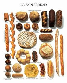 french bread types - Google Search | Bread Pictures | Pinterest ...