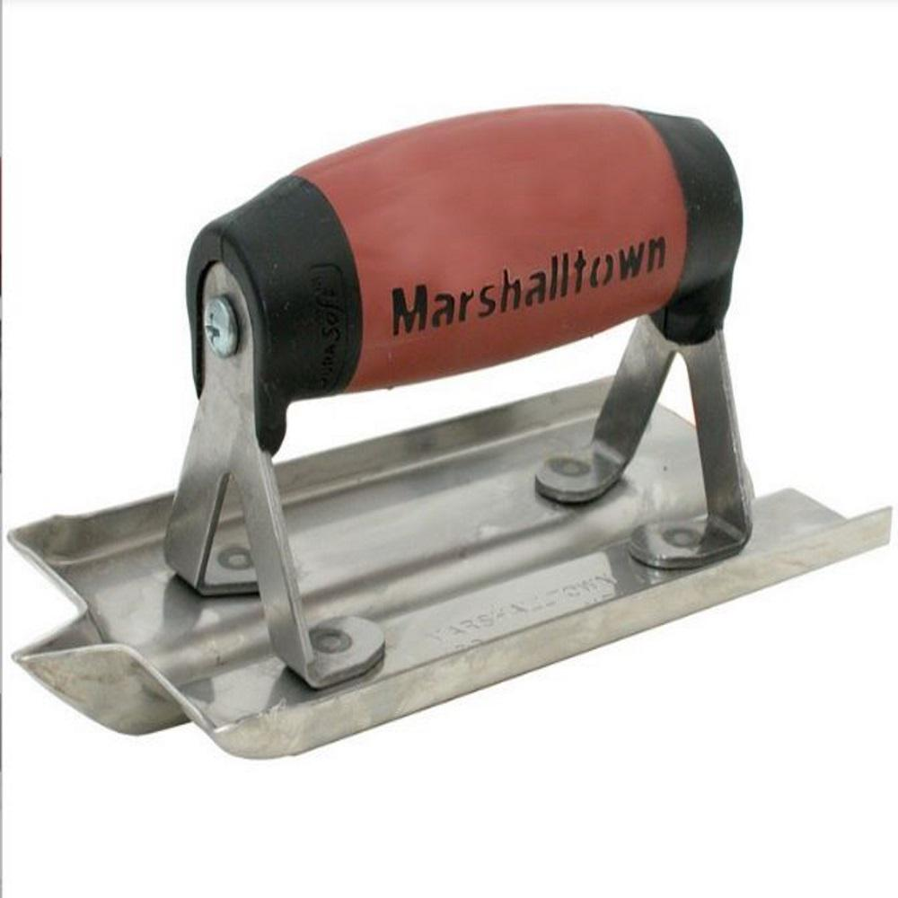 Marshalltown 6 In X 3 In Stainless Groover 1 2 In Bit Marshalltown Stainless Steel Steel