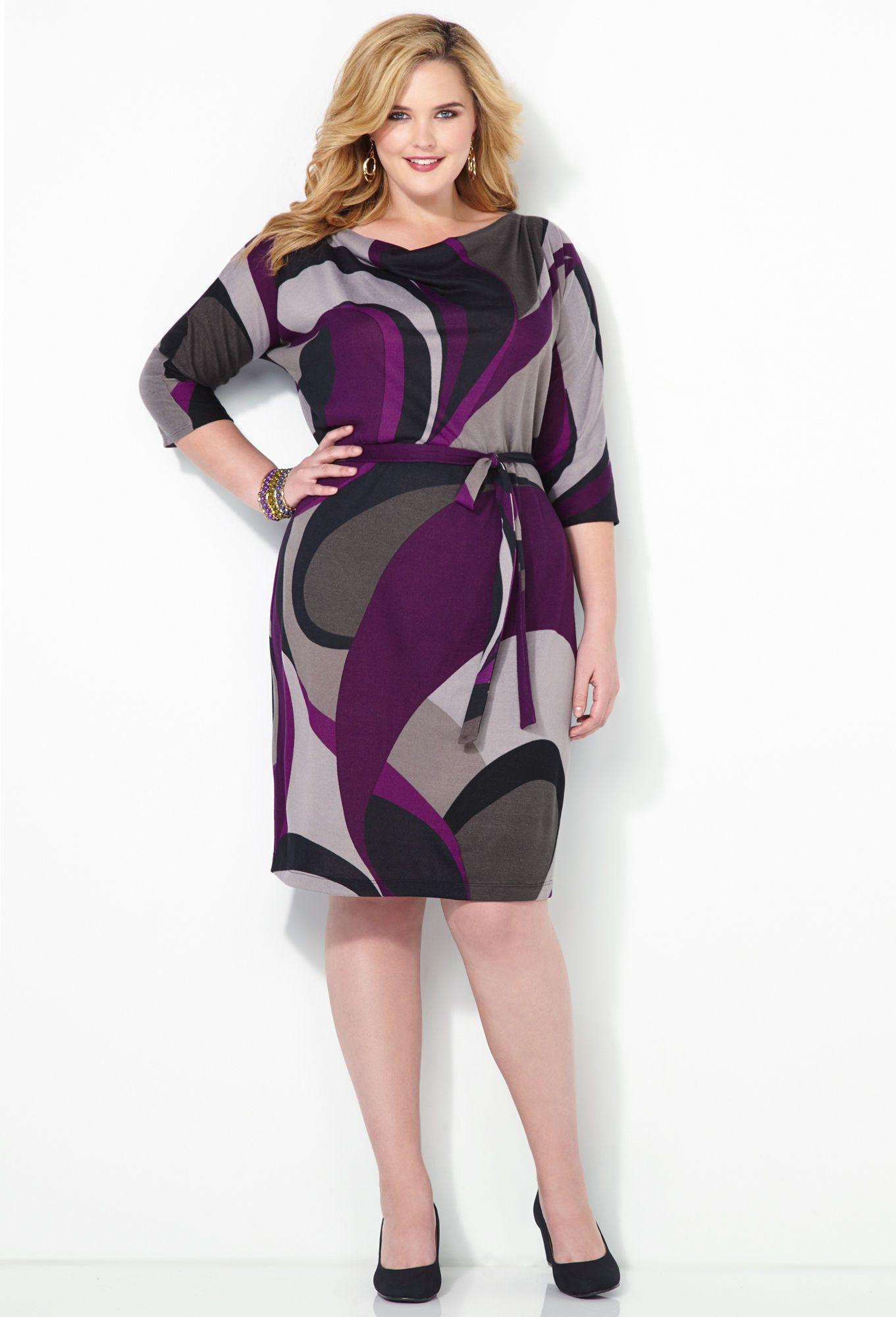 Shop Plus Size Work Dresses Avenue Curvy Dresses Pinterest
