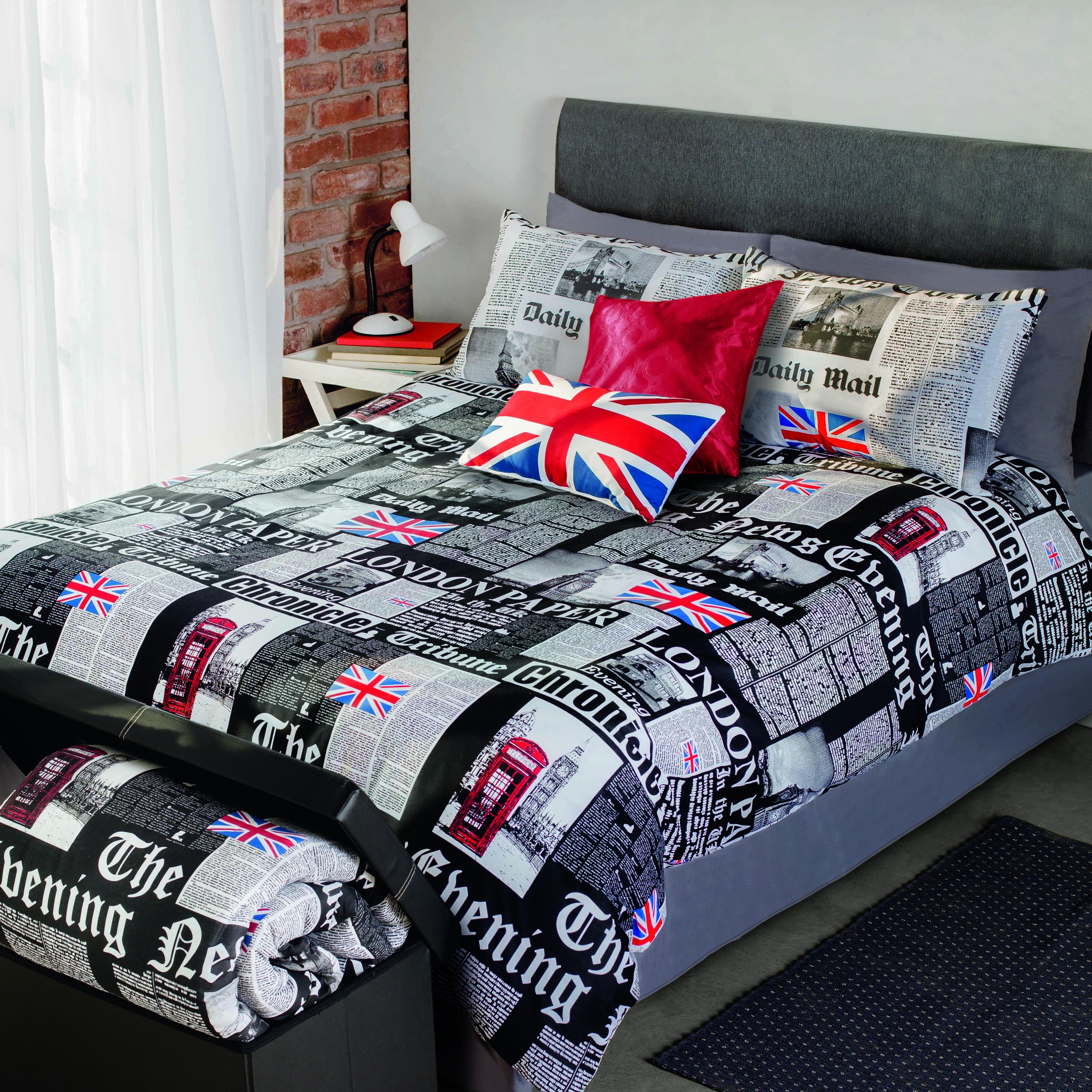 Sheet Street: Duvet Covers & Comforters
