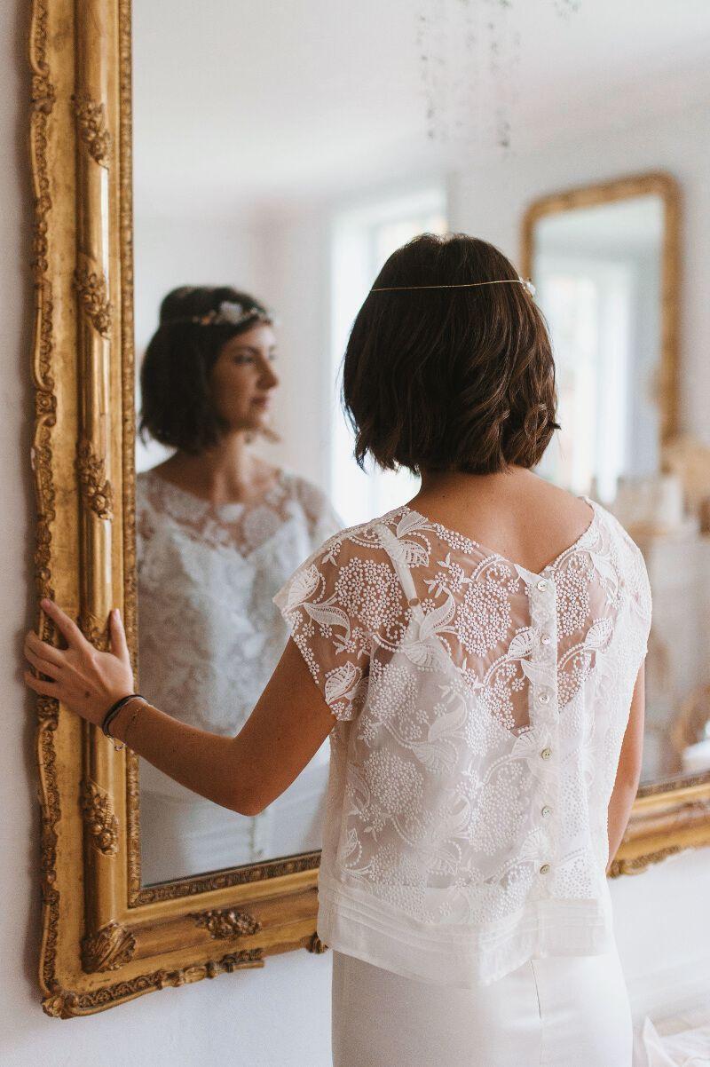 Oui Capsule Mariage Inspirations A Coudre Pour Le Jour J 4 Comment Faire Une Robe Mariage Faire Une Jupe