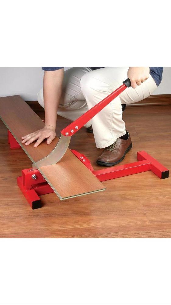 Laminate Floor Cutter Wood Planks Cutting Flooring Installation Tool