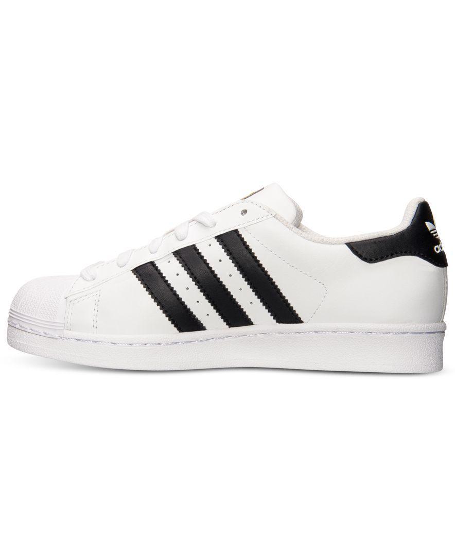 Adidas Superstar Da Dei Grandi Scarpe Casual Da Superstar Traguardo Occasionale 1a12ee
