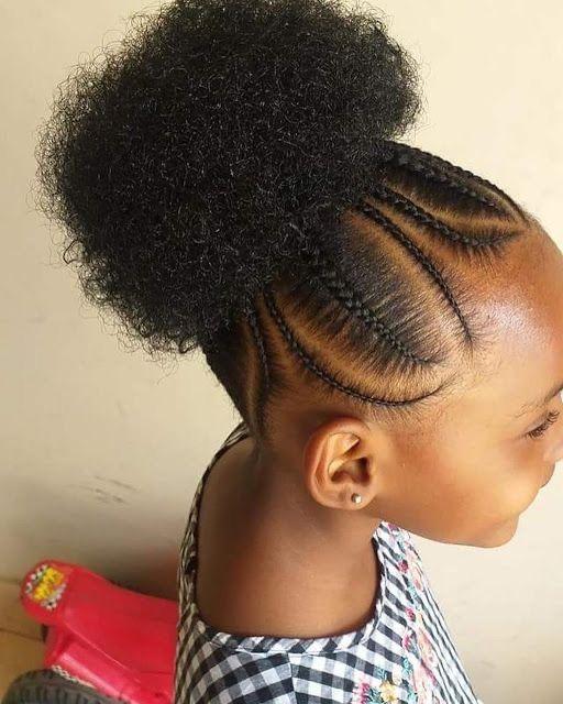 Epingle Par Heus Sur Hair Style Ideas Coiffures Pour Enfant Idee Coiffure Cheveux Crepus Coiffure Fillette